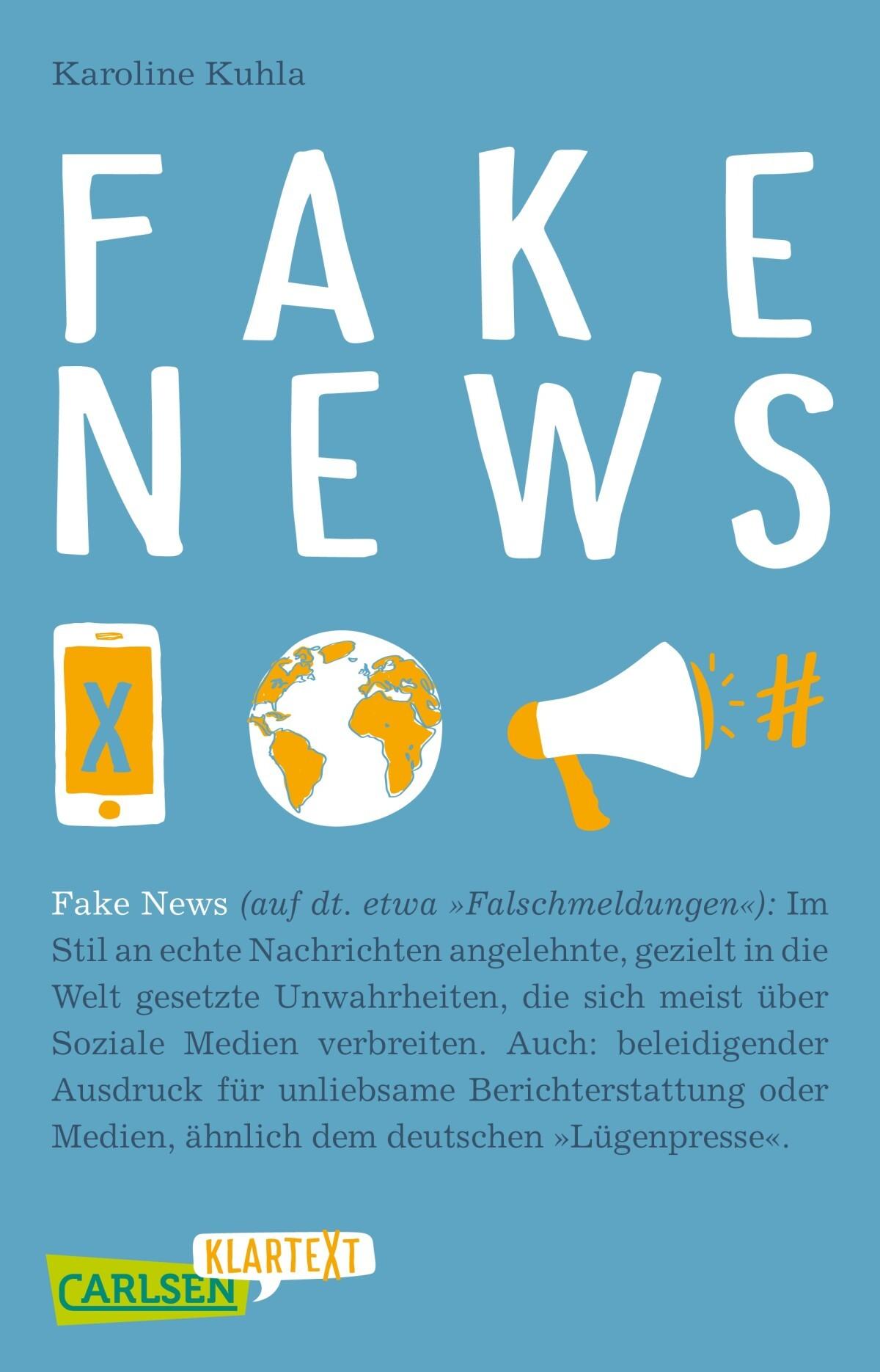 Fake News Seite