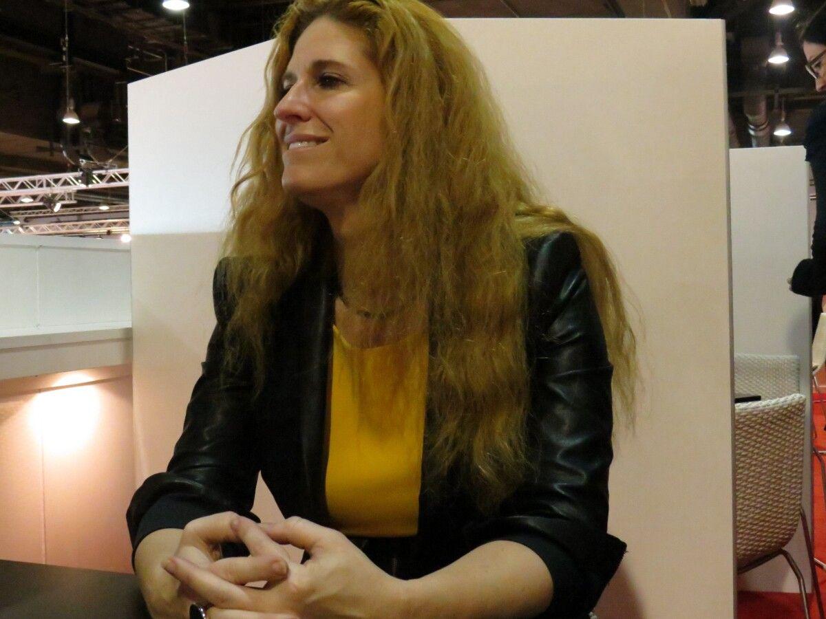 Interview mit Ursula Poznanski auf der Frankfurter Buchmesse 2014 ...